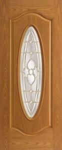 Privacy Entry Door Glass Bathroom Door Tempered Glass