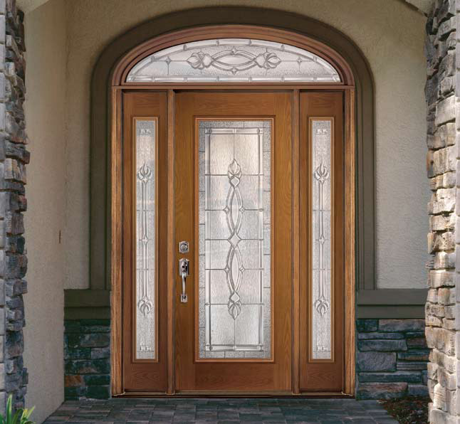 Masonite doors interesting how to install masonite entry for Masonite exterior doors